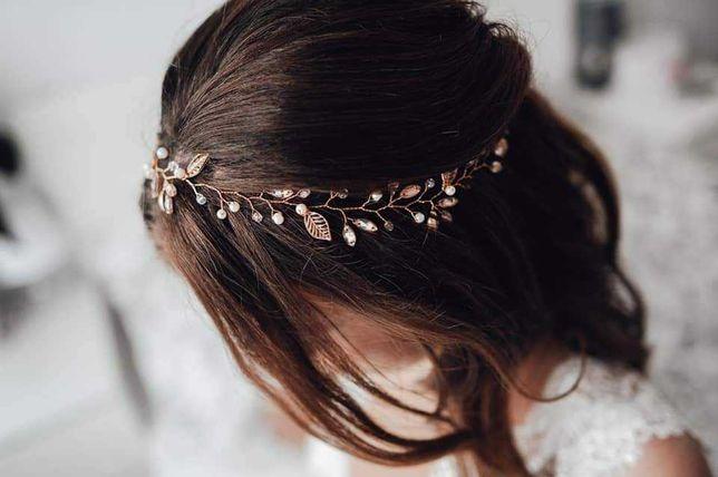 Akcesoria ślubne / ozdoba na włosy