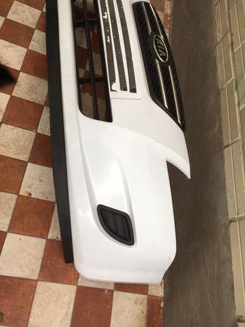 Kia Ceed 07-12 бампер крыло вся морда ;)