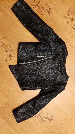 Куртка косуха 5-6 лет