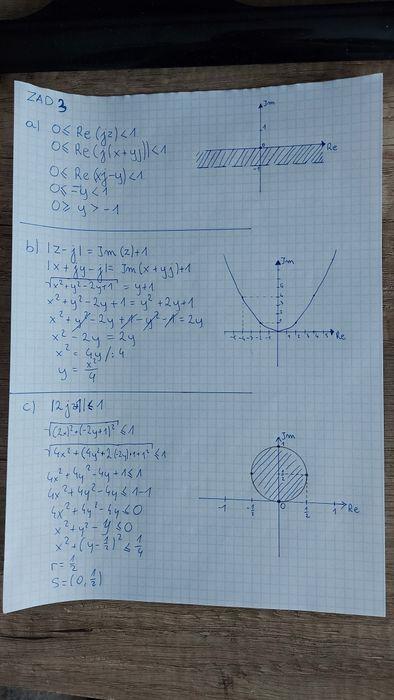 Pomoc przy zadaniach domowych, rozwiązywanie zadań Polkowice - image 1