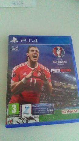 Gra Euro 2016 PS4