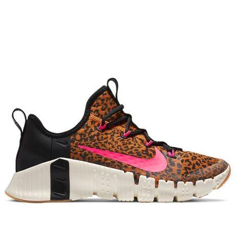 Nike Free Metcon 3 Leopard Print 39