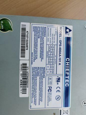 Zasilacz do PC ATX Chieftec 400w