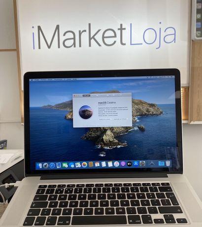 Alerta bomba - Macbook pro 15 2015 - i7 2.2GHz / 16G RAM