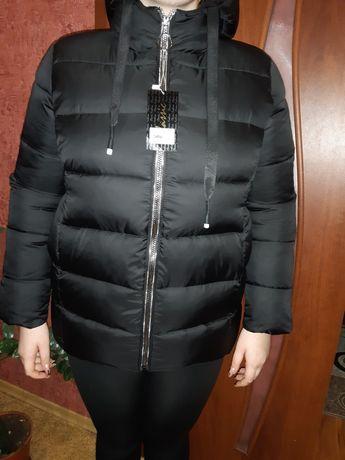 женская курточка р 50 новая