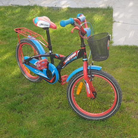 Rowerek dziecięcy 18 cali monteria