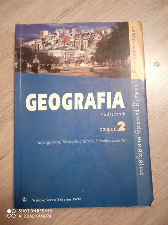 Geografia cz.2 . Zakres podstawowy. Szkoły ponadgimnazjalne