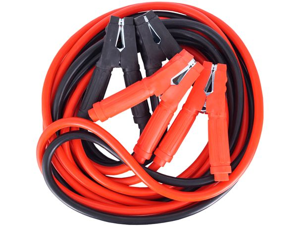 Kable przewody rozruchowe 1200A 6m jakość 12v 24v