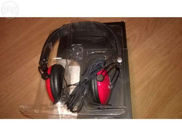 3 Conjuntos auscultadores / headphones novos SEAT