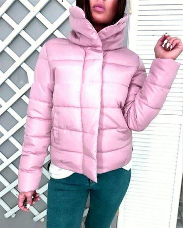 Яркая молодёжная куртка Разные цвета