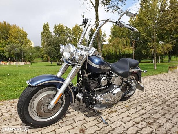 Harley-Davidson Fat Boy Carburadores