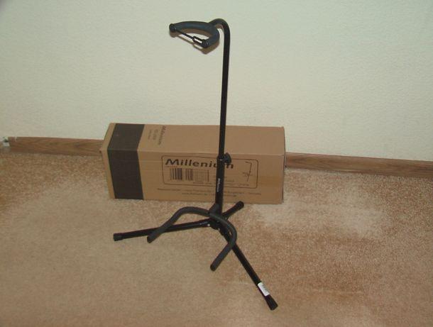 Стойка гитарная Millenium GS-2000, для электро и акустической гитары.