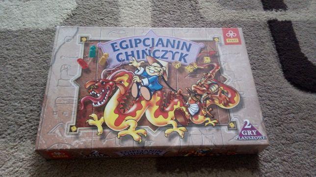 Sprzedam grę planszową Egipcjanin-Chińczyk