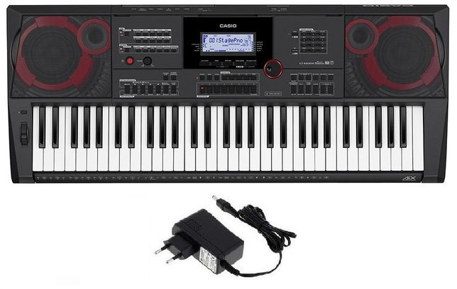 Keyboard Casio CT X5000 + zasilacz NOWY SKLEP WYSYŁKA w cenie
