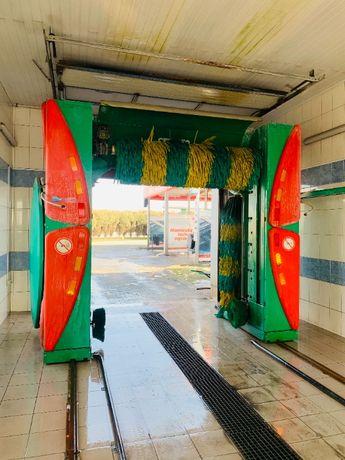 Sprawna, automatyczna myjnia samochodowa CECCATO PEGASUS do sprzedania