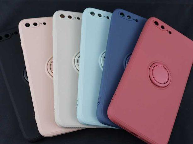 Capa iPhone 7 Plus / 8 Plus Gel O-Ring *Entrega em 24h!!