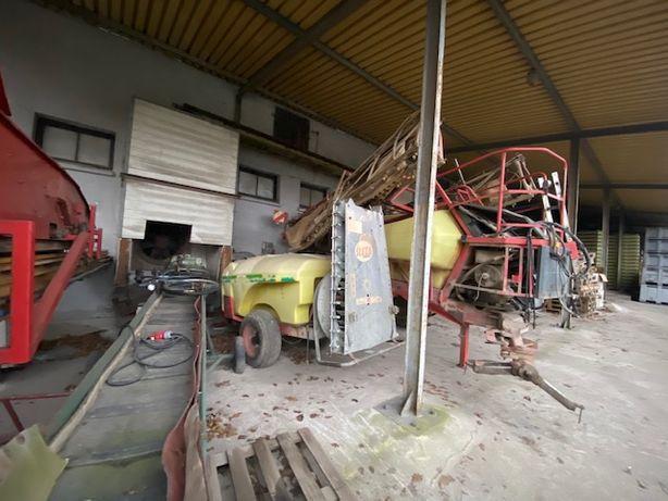 opryskiwacz ślęża 1800 l sadowniczy