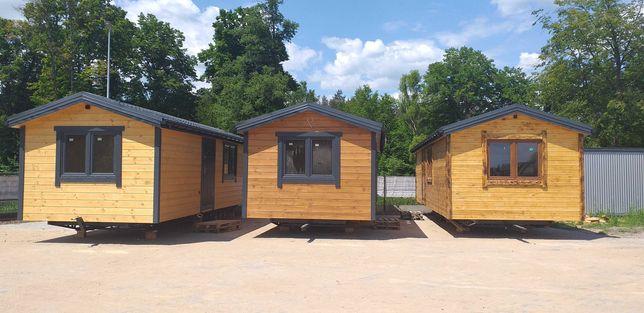 Domek mobilny 35m2 całoroczny, dom na kołach, dom bez pozwoleń
