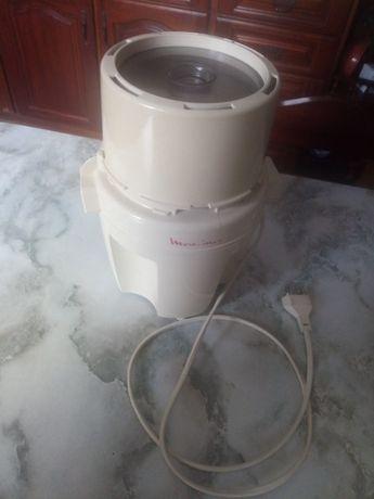 Picadora usada moulinex