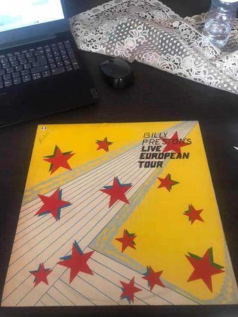 Disco Vinil - Billy Preston's , Live European Tour