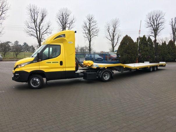 Pomoc Drogowa Transport PL-EU Nawiaze wspolprace