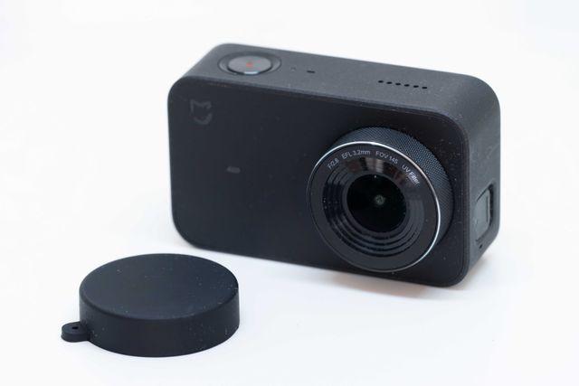 Xiaomi MiJia Mi 4K Action Camera + Gimbal + 3x baterie + akcesoria