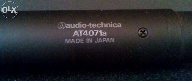 Audio-Technica AT4071a (shotgun / мікрофон-пушка).
