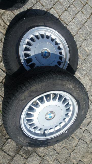 Jantes BMW 15' + pneus