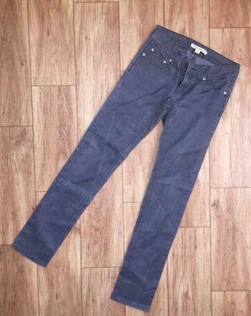 Женские темно-серые тонкие джинсы-брюки штаны Forever Twenty One р. 26