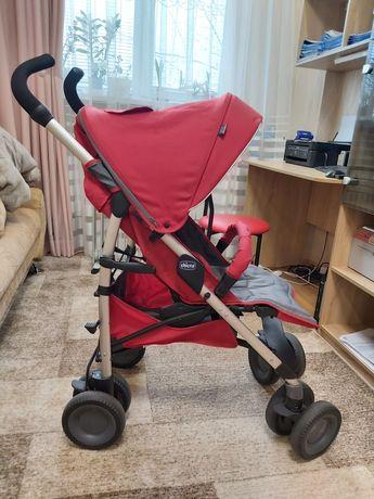 Продам прогулочную коляску Chicco Multiway 2
