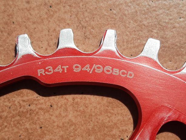 Zębatka tarcza Banless 34 T 94/96 bcd