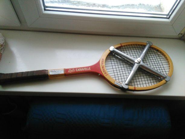 Tiffany, rakieta tenisowa.