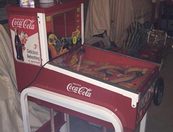 Coca cola. Vending. Distribuidor. USA