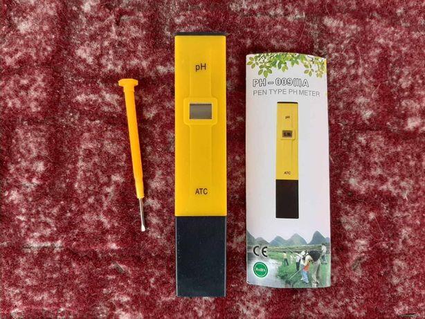 Измерители кислотности воды, pH-метр-009 (I), pH-009 (II), pH-02 Auto.