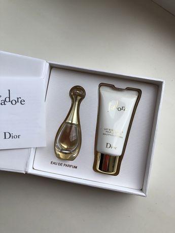Парфуми набір мініатюра Dior Jadore