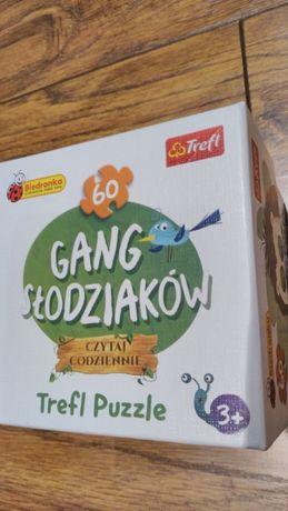 Puzzle Gang słodziaków 60 el.
