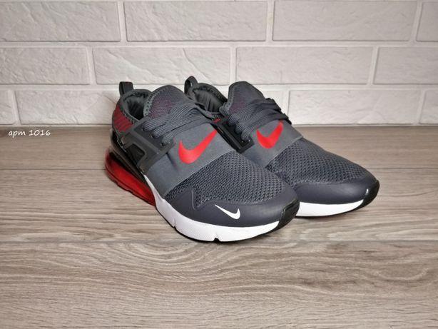 Мужские кроссовки Nike Air Max серые, размер 41-46