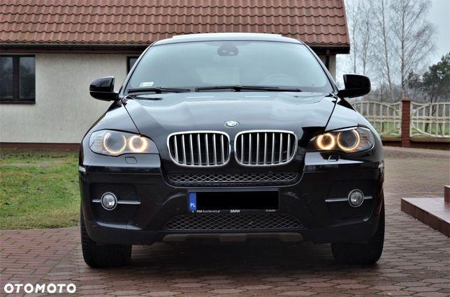 BMW X6 40D, 306 km, Wentyle, HuD, Bezwypadkowa !!