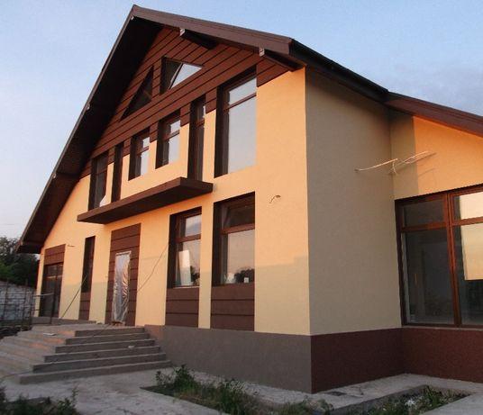 Утепление фасадов Утепление частных домов Фасады Aeroc energy