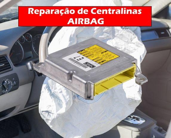 Reparação de Centralinas de Airbag - AIRBAGS
