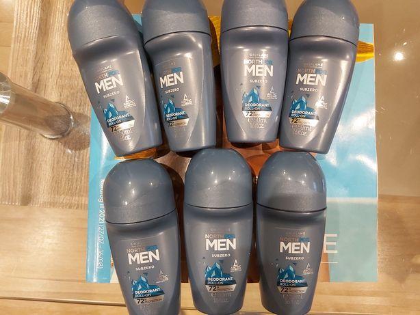 Dezodoranty antyperspiracyjne north for Man subzero