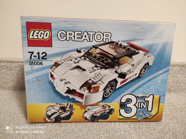 LEGO Creator 3w1 31006 auto