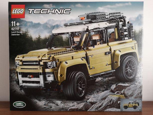 Lego Land Rover Defender (#42110): 7 dni