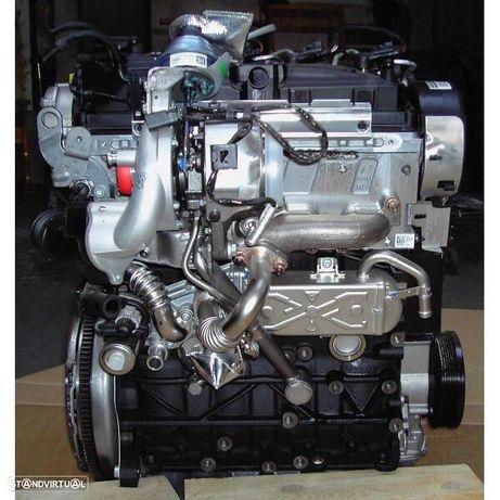 Motor 1.6 TDI CAY 105cv