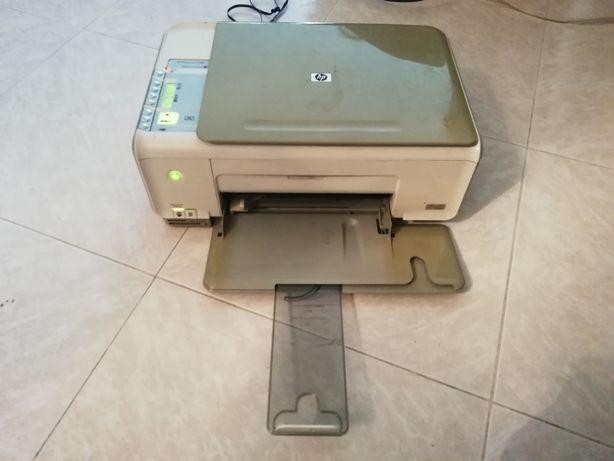 Impressora multifunções HP Photosmart C3180 All-in One