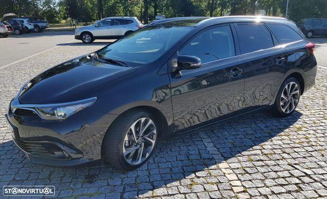 Toyota Auris Touring Sports 1.4 D-4D Comfort+Pack Sport