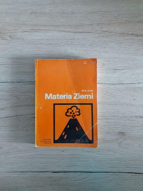 Materia Ziemi - W.G. Ernst