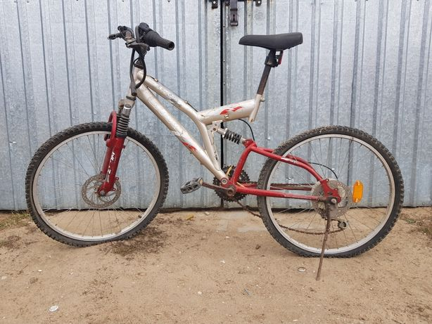 Rower do naprawy
