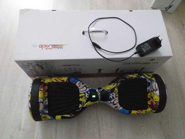Hoverboard como novo com caixa