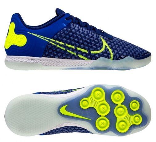 Футзалки бампы Nike React Gato ОРИГИНАЛ р 40-44 CT0550-474 lunar